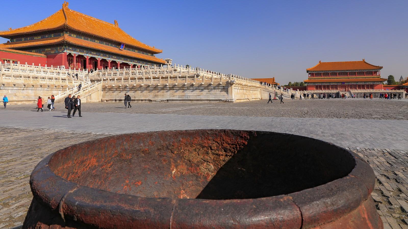 【岁月留痕】8-8    王越  13601098050   2019年11月14日拍摄于北京故宫博物院_副本.jpg