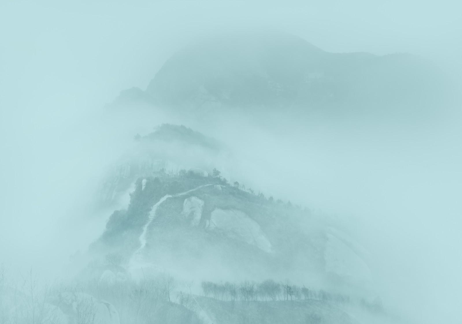 04《梦回灵山》 冬天  魏晓文.jpg
